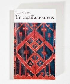 A Prisoner of Love, Jean Genet, Gallimard publishers, 1986.