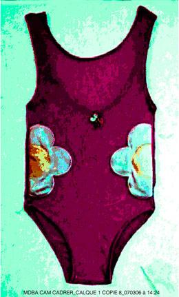 The American Bathing Suit, digital variation 12