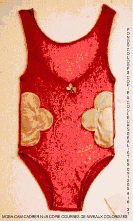 The American Bathing Suit, digital variation 3