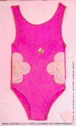 The American Bathing Suit, digital variation 5