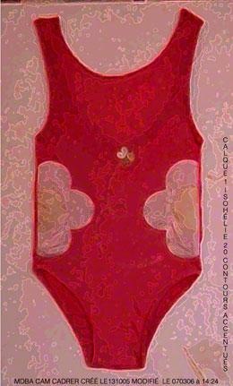 The American Bathing Suit, digital variation 9
