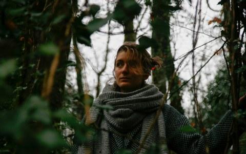 Adèle, bois de Kerhoual, 21 décembre 2016