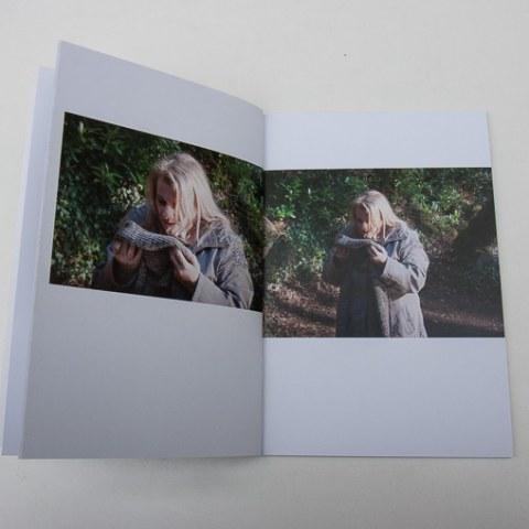 Livre de Fatima, bois de Kerhoual, 17 janvier2017, photographies de Marie-Claire Raoul
