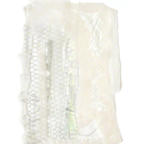 Assemblage de tissus hétérogènes avec de la résine