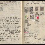 Cahier de travail, années 2000-2007, extrait 2