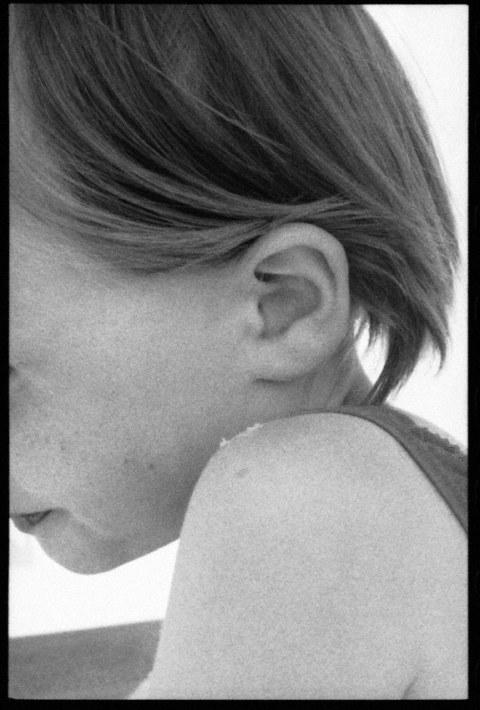 Alix à Kerzafloc'h/Juillet 2000/Vue 5/Marie-Claire Raoul