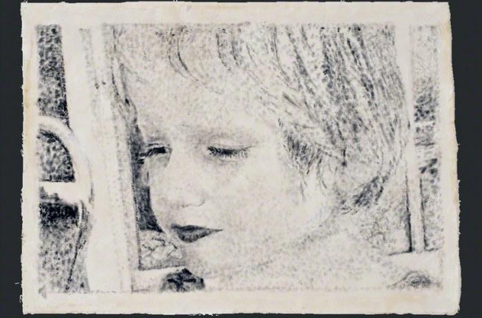 Peinture Alix à Kerzafloc'h, vue de 3/4