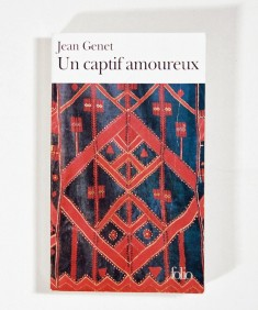 A Prisoner of Love, Jean Genet, Gallimard publishers, 1986.