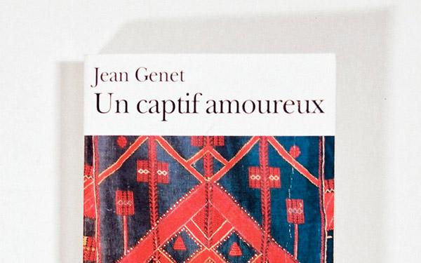 Un captif amoureux, Jean Genet