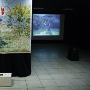 Screening, [Interviewing Alix], PLM Pilier Rouge, Brest, October 2012