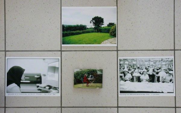 [Le rêve] - Vue d'exposition, Milizac, février 2011