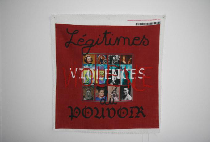 Atelier Femme à histoire, histoires de femmes, espace Lcause, montage, violences légitimes du pouvoir