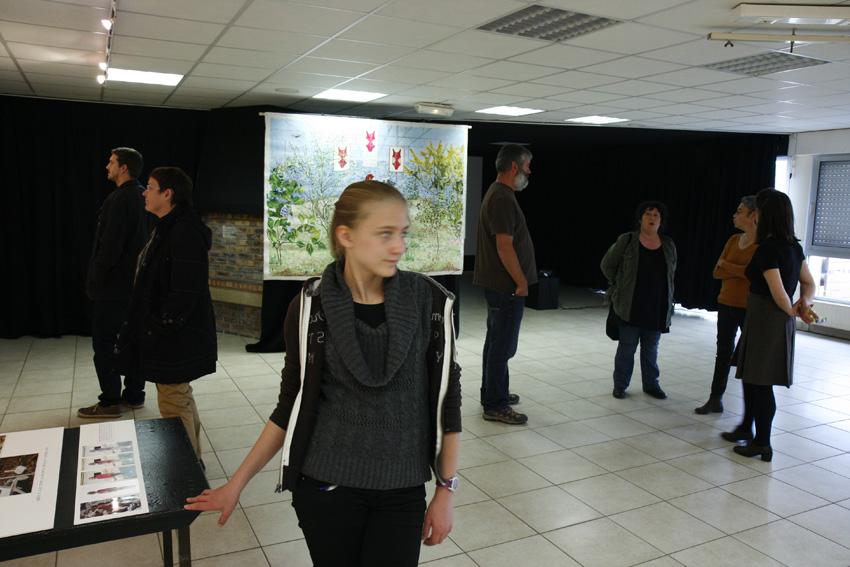 vue-exposition-maillot-de-bain-americain-pilier-rouge-2012-adele-w850-marie-claire-raoul, Marie-Claire Raoul
