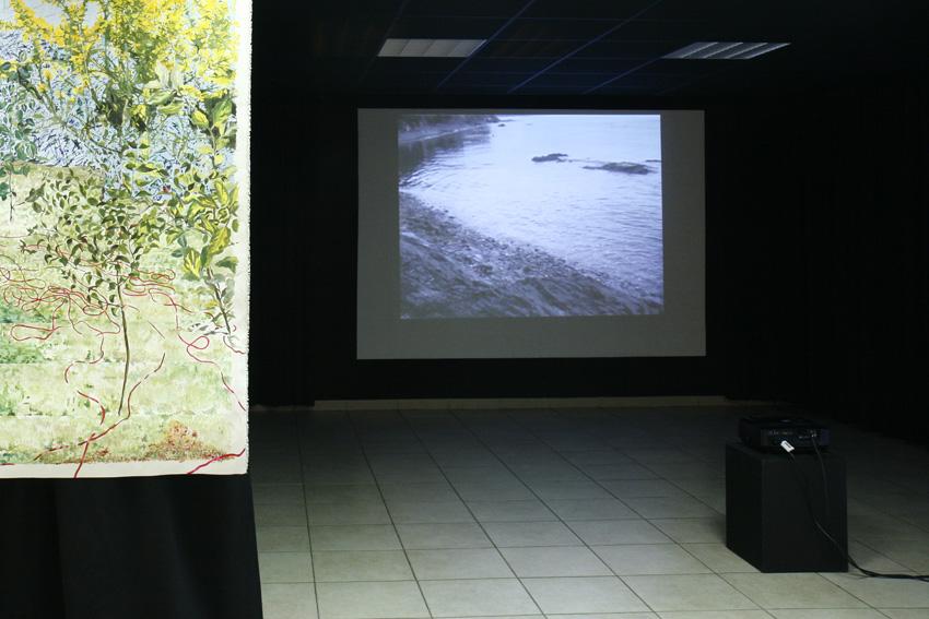 vue-exposition-maillot-de-bain-americain-pilier-rouge-2012-video-mer-w850-marie-claire-raoul, Marie-Claire Raoul