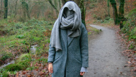 Adèle, bois de Keroual, 21 décembre 2016