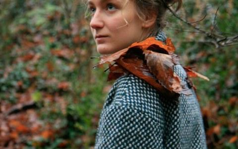 Adèle, bois de Kerhoual, 21 décembre 2016, Marie-Claire Raoul