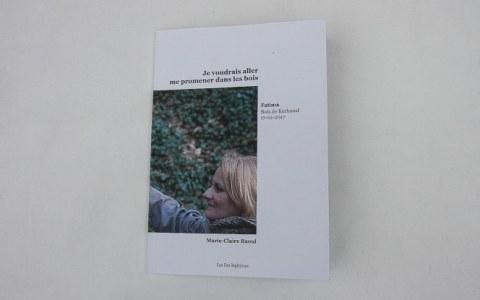 Livre de Fatima, bois de Kerhoual, 17 janvier2017, photographies de Marie-Claire Raoul, Marie-Claire Raoul