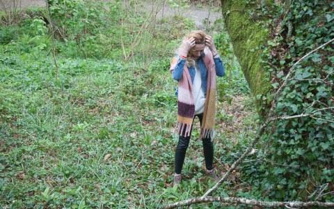 A., bois de Kerhoual, 4 avril 2017, photographies de Marie-Claire Raoul, Marie-Claire Raoul