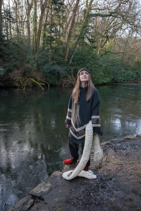 Marie-Odile, bois de Kerhoual, 24 janvier 2017