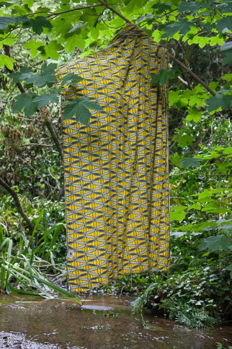Déborah, bois de Keroual, 24 juin 2017, photographie de Marie-Claire Raoul