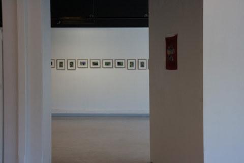 Présentation de l'exposition Paroles et images de femmes par l'artiste plasticienne Marie-Claire Raoul, à la galerie Les Abords, dans le cadre de l'académie d'été 2018 Etudes sur le genre organisée par l'UBO et l'université de Rennes.