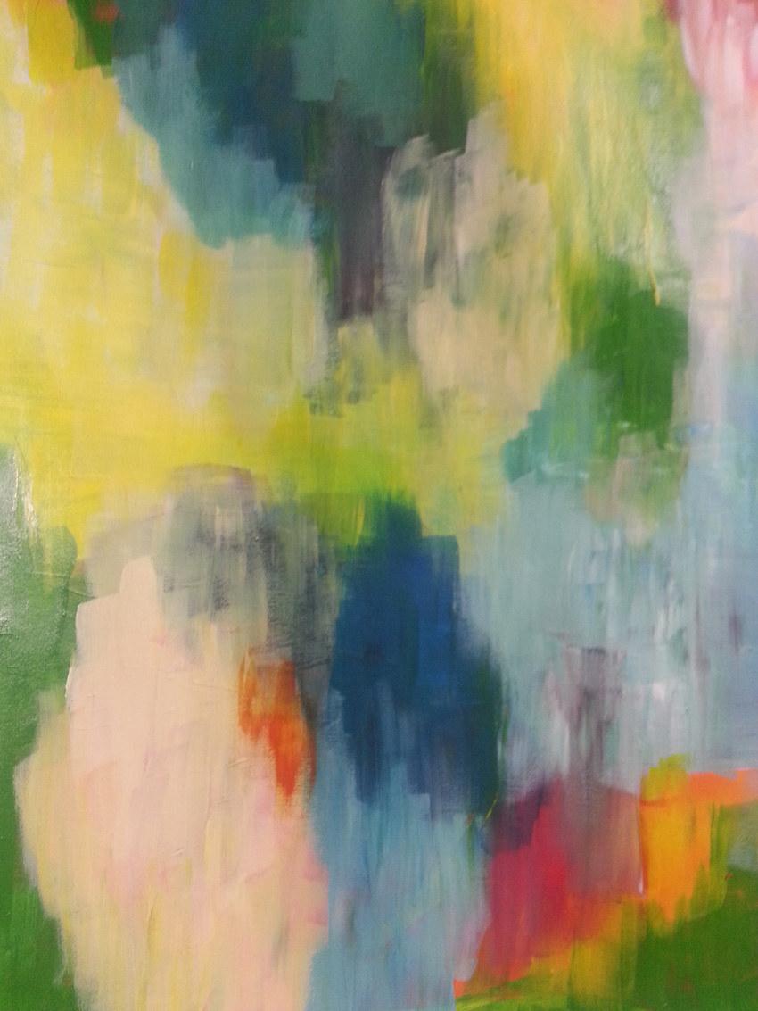 Séquence 4 de l'atelier [femmes créatrices femmes libres] de Marie-Claire Raoul, 22 mars 2019, couleurs de soi, Anna