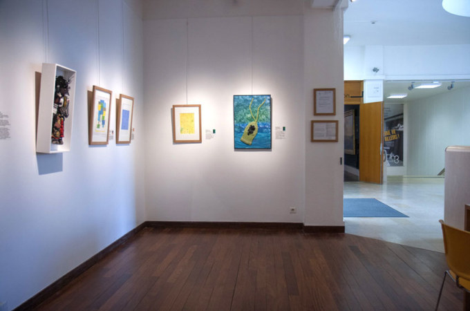 Exposition [Femmes créatrices, femmes libres !] du 3 au 13 octobre 2019 au musée des beaux-arts de Brest, restitution d'un projet conçu et animé par la plasticienne Marie-Claire-Raoul